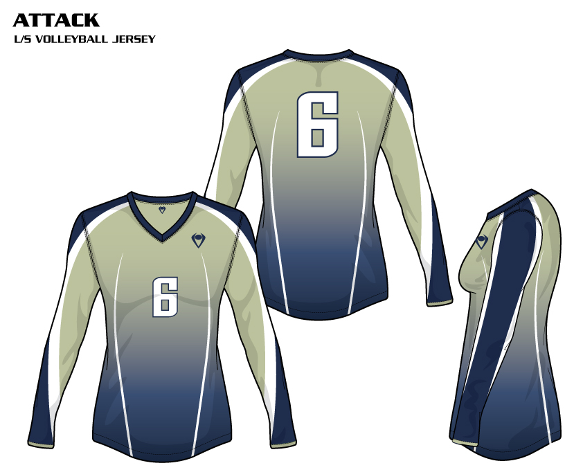 Attack-LS-Womens-Sublimate-Volleyball-Jersey