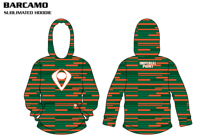bar-camo-sublimated volleyball hoodies